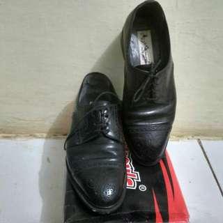 Sepatu Kulit Minardi ITALY shoes