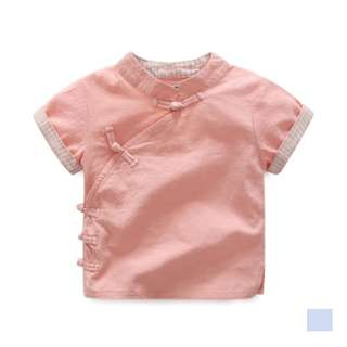 Gongxi Gongxi (red cny top for boys)