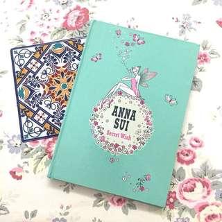 [絕版]正版 Anna Sui Note Book