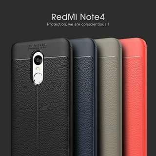 For Xiaomi Redmi Note 4 Case Luxury Ultra-Thin Soft TPU