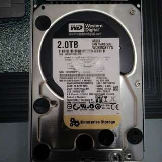 Western Digital 2.0TB Enterprise  for sale !!