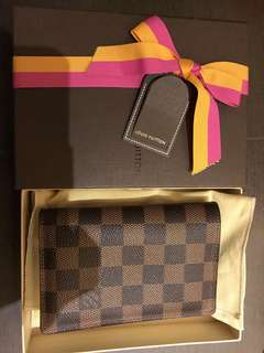 Louis Vuitton LV Passport Holder