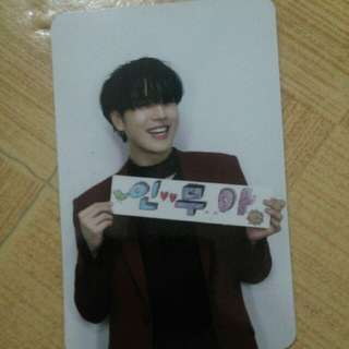 Got7 Arrival Yugyeom Photocard