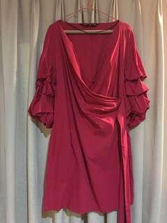 ZARA - Red Dress