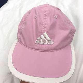 authentic adidas originals pastel pink embroidered cap