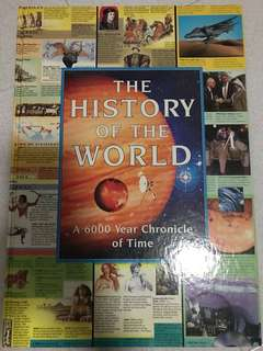 Book of history of the world