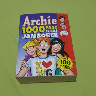 Archie jamboree 1000 pages