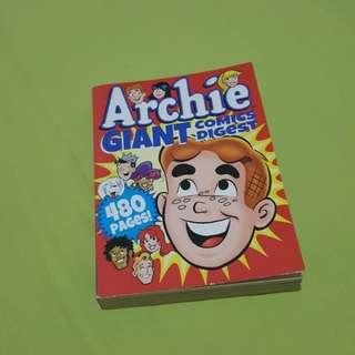 Archie giant comic digest