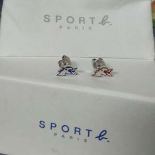 Sport b 耳環