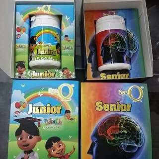 SPA Q JUNIOR / SPA Q SENIOR