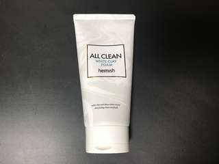 Heimish All Clean White Clay Foam (150g)
