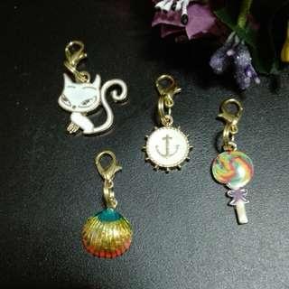 Mini Bag charms
