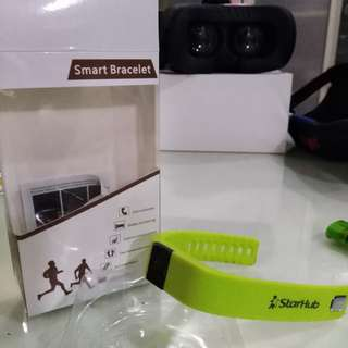 Starhub Collectibles: Health Sports Bracelet