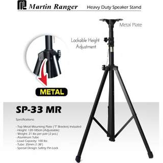 Martin Ranger SP-33 MR Heavy Duty Speaker Stand