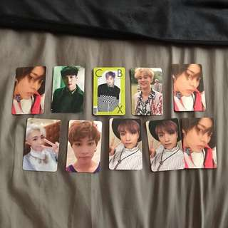 CRAZY SALE: OFFICIAL EXO NCT 127/DREAM PHOTOCARDS LAST PRICE