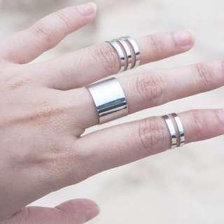 Cuff Minimal Rings