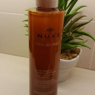 NUXE Face Cleansing & Make up Remover Gel