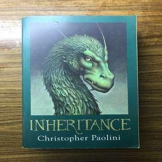 Inheritance (Eragon) - Christopher Paolini