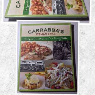 CARRABBA'S ITALIAN GRILL RECIPES  FROM AROUND OUR FAMILY TABLE