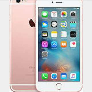 LOOKING FOR!! iPhone 6s plus (installment basis only)