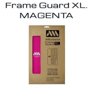 AMS All Mountain Style Frameguard XL Magenta