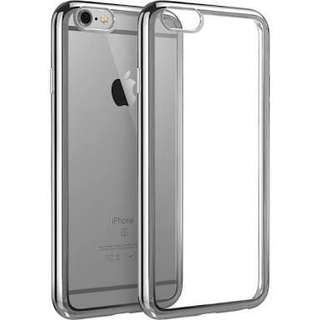 Chrome case iPhone 6/6s silver