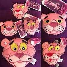 粉紅豹銀包