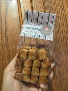 Toasted Pastillas