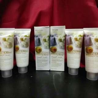 3w Clinic Hand Creams