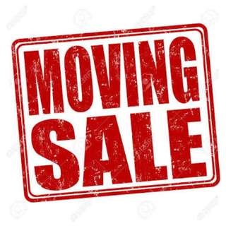 Moving Out Sale!
