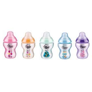 🔥HOT SALES!!🔥Tommee Tippee CTN Tinted 9oz PP Feeding Bottles