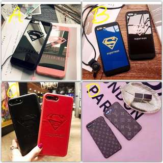Mirror Superman Case For All iPhone