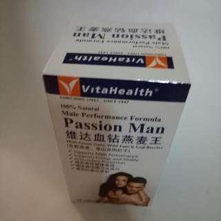 BN Vitahealth Passion Man