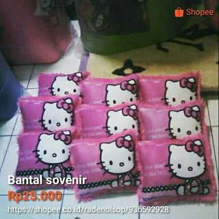 Bantal sovenir