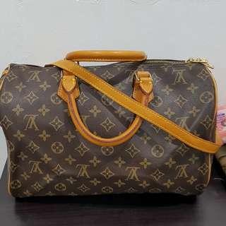 Louis Vuitton Doctor's Bag.