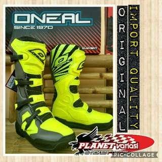 Sepatu trail originial oneal