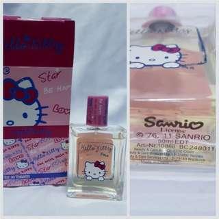 Hello kitty perfume 50ml authentic