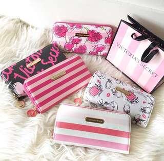 Victoria Secrets Zipper Wallet