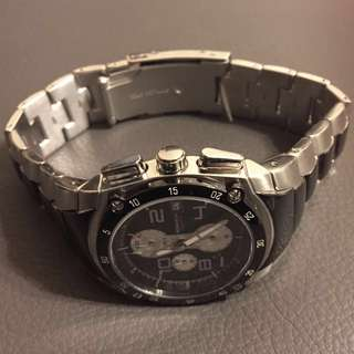 🔥保證真貨🔥瑞士名牌Rodania 貨版一隻 100% real & new,Swiss Made, 鋪價約$3000, 現仲平過seiko精工 casio timex not Rolex Daytona Omega