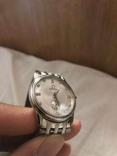 Omega 鑽石手錶