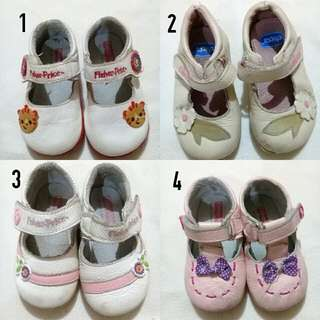 Take all 4 for P200 toddler shoes