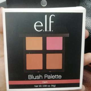 Elf blush palette