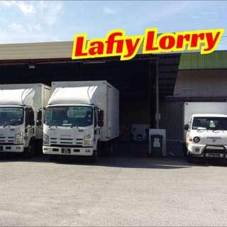 Lori Sewa, logistic Malaysia