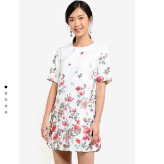 ZALORA DRESS FLORAL