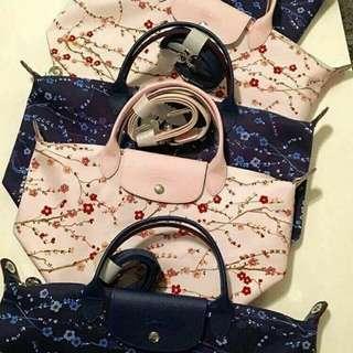 Longchamp Limited Orii