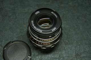 Industar 61Л/Д 55mm f/2.8 camera lens ltm l39 mount