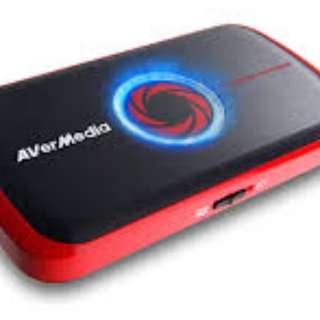 AVerMedia Live Gamer Portable, Full HD 1080p Recording