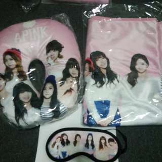 Apink official merchandise set #Apink