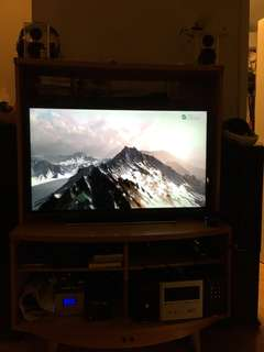 Samsung 4K oled smart tv 40