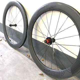 Specialized Roval CLX64 Carbon Wheels